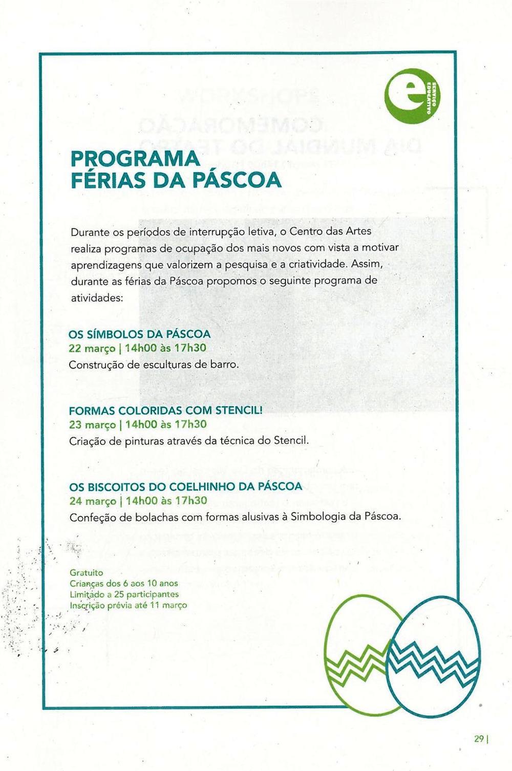 ACMSV-jan.,fev.,mar.'16-p.29-Programa Férias da Páscoa : os símbolos da Páscoa : formas coloridas com stencil : os biscoitos do coelhinho da Páscoa.jpg
