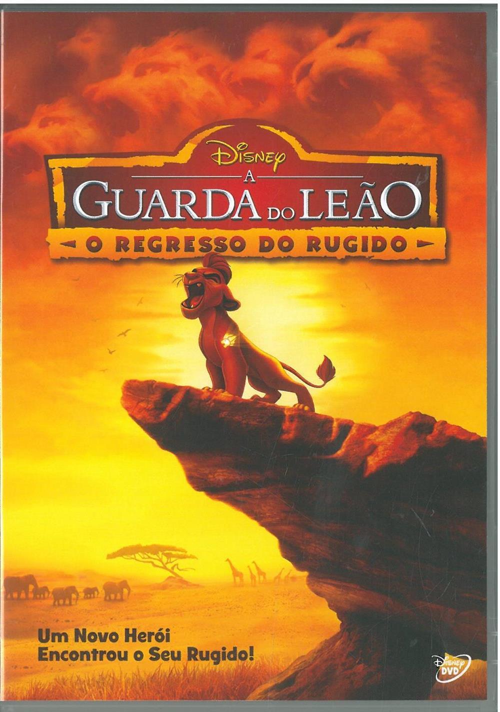 A guarda do leão_o regresso do rugido_DVD.jpg