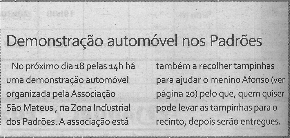 TV-ago.'19-p.18-Demonstração automóvel nos Padrões.jpg