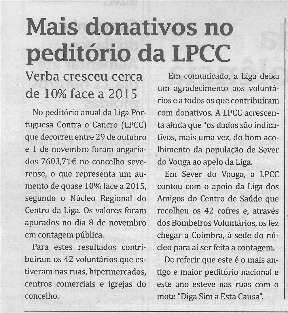 TV-dez.'16-p.6-Mais donativos no peditório da LPCC.jpg