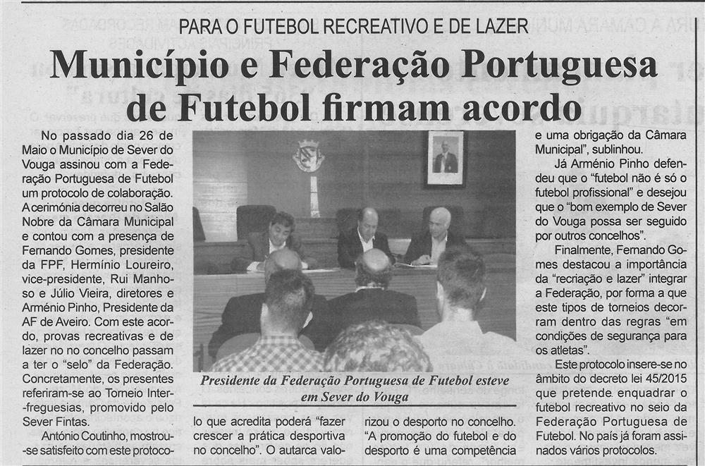 BV-1.ªjun.'17-p.3-Município e Federação Portuguesa de Futebol firmam acordo : para o futebol recreativo e de lazer.jpg