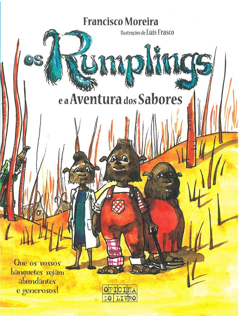 Os Rumplings e a aventura dos sabores.jpg