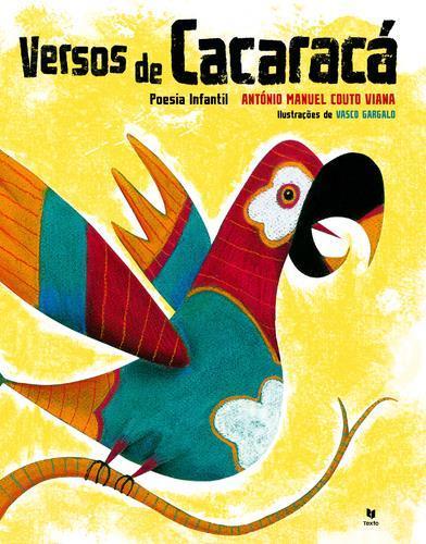 VIANA, António Manuel Couto (2016). Versos de cacaracá.jpg