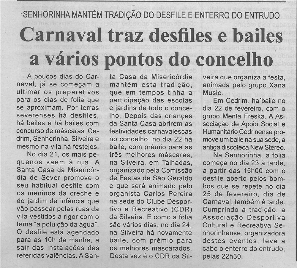BV-2.ªfev.'20-p.6-Carnaval traz desfiles e bailes a vários pontos do concelho : Senhorinha mantém tradição do desfile e enterro do entrudo.jpg