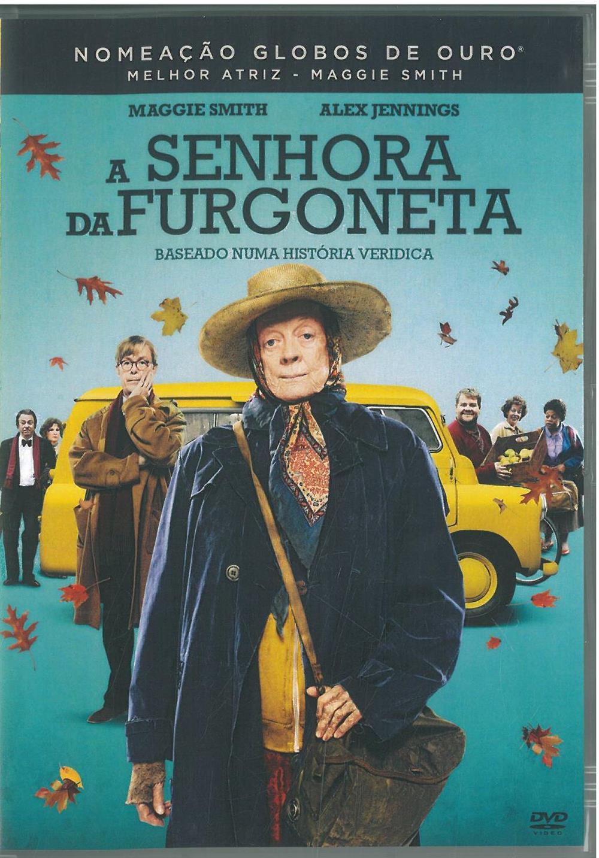 A senhora da furgoneta_DVD.jpg