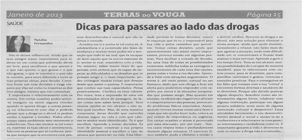 TV-jan13-p15-Dicas para passares ao lado das drogas