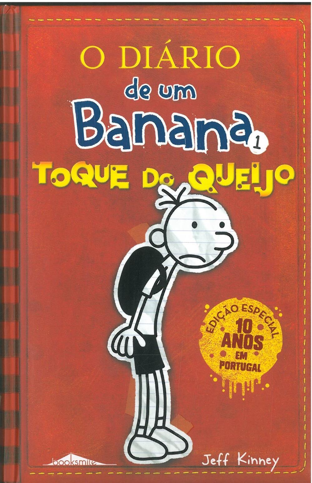 O diário de um banana : toque do queijo.jpg