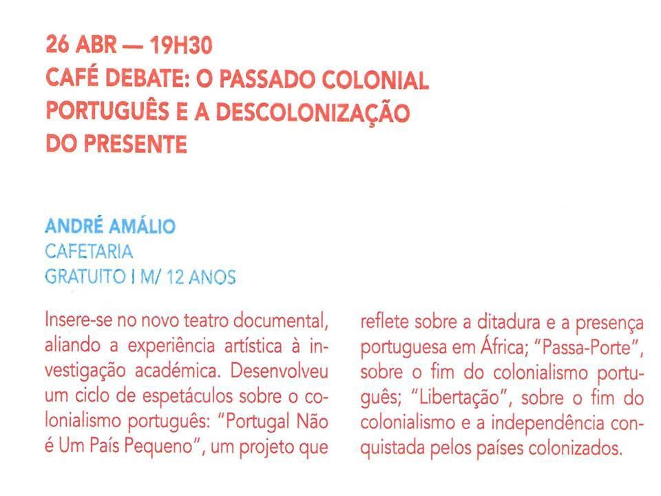 AgCultCAE-01abr.'19-p.10,11-Café debate : o passado colonial português e a descolonização do presente.jpg
