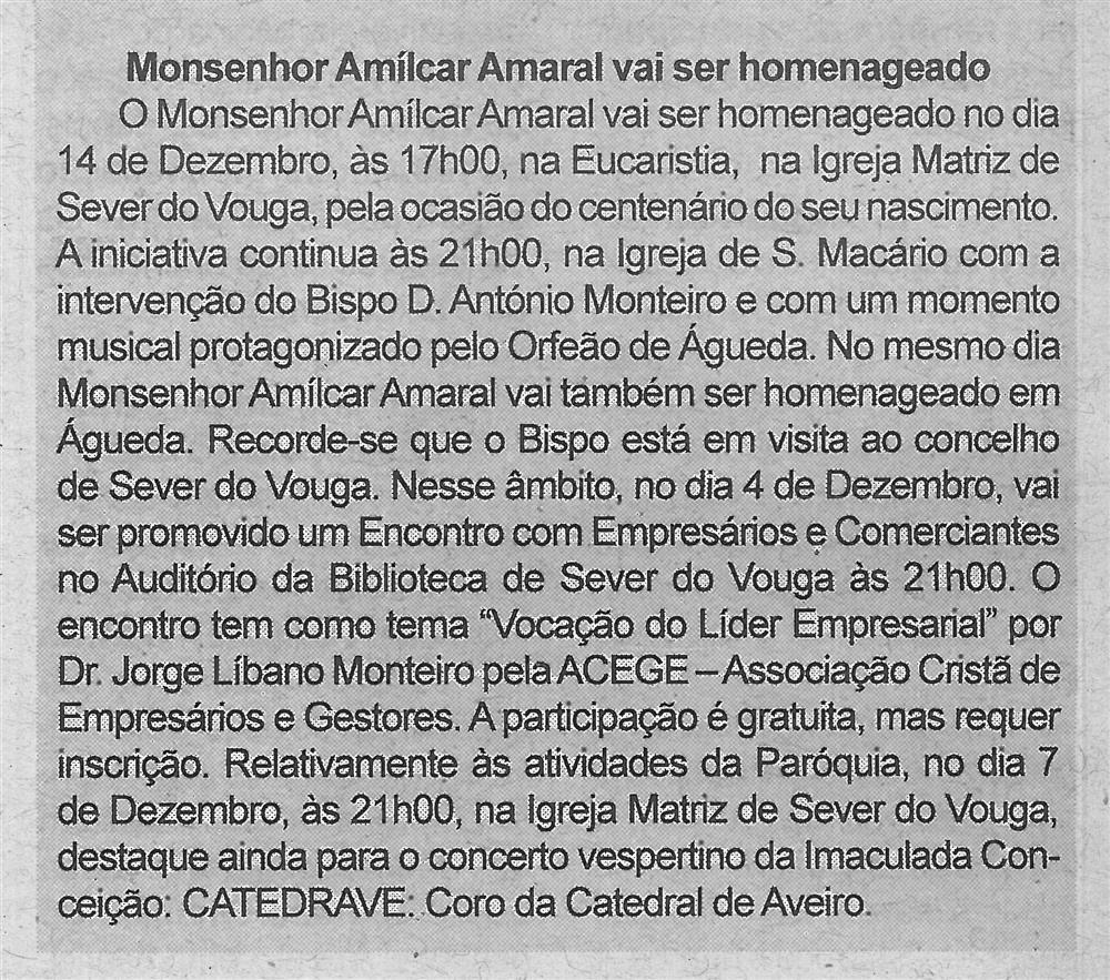 BV-1.ªdez.'19-p.6-Monsenhor Amilcar Amaral vai ser homenageado.jpg