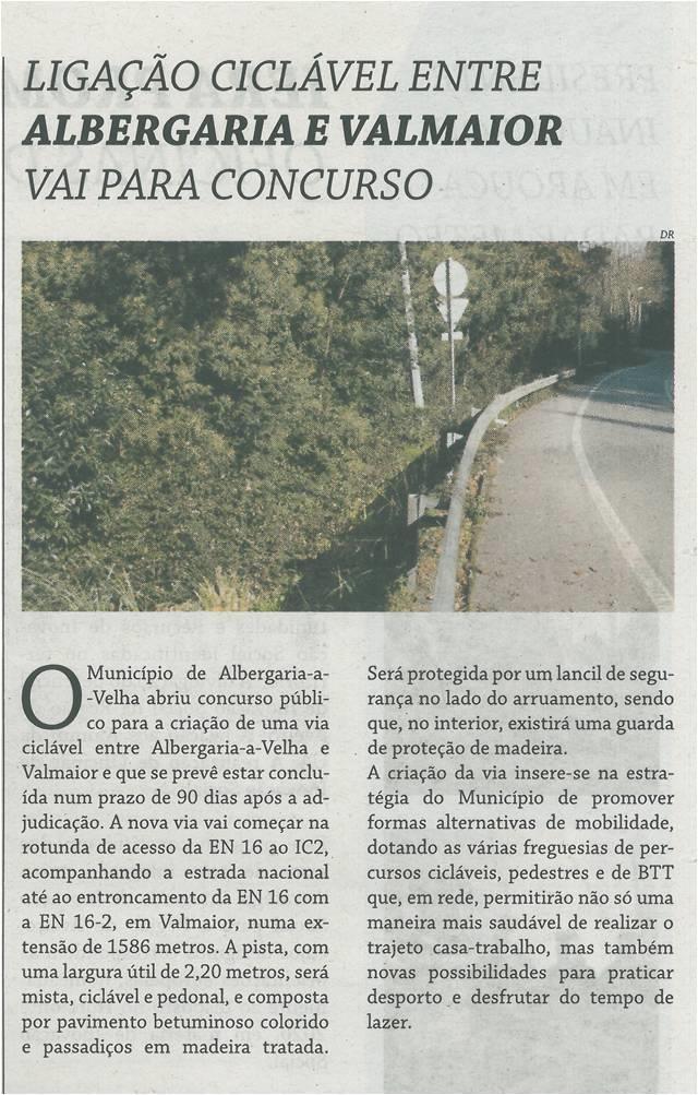 EV-fev.'15-p.17-Ligação ciclável entre Albergaria e Valmaior vai para concurso.jpg