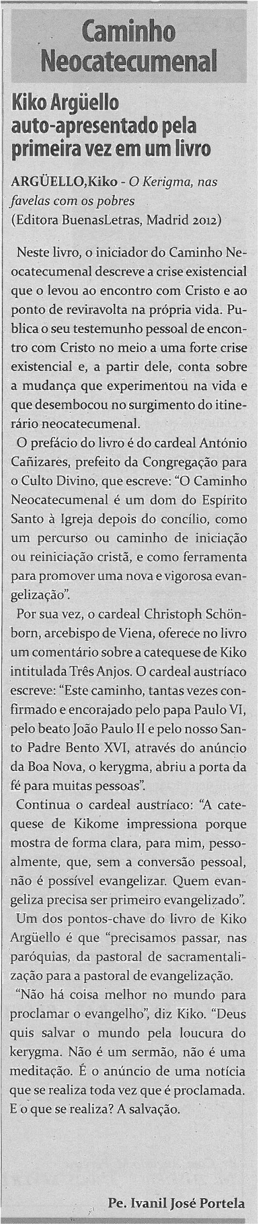 TV-abr13-p15-Caminho Neocatecumenal