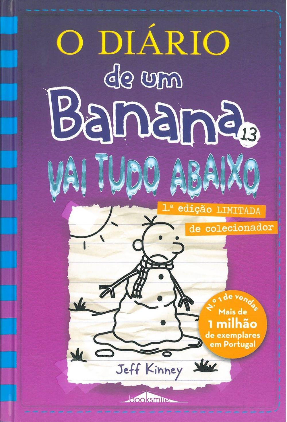 O diário de um banana 13 : vai tudo abaixo.jpg