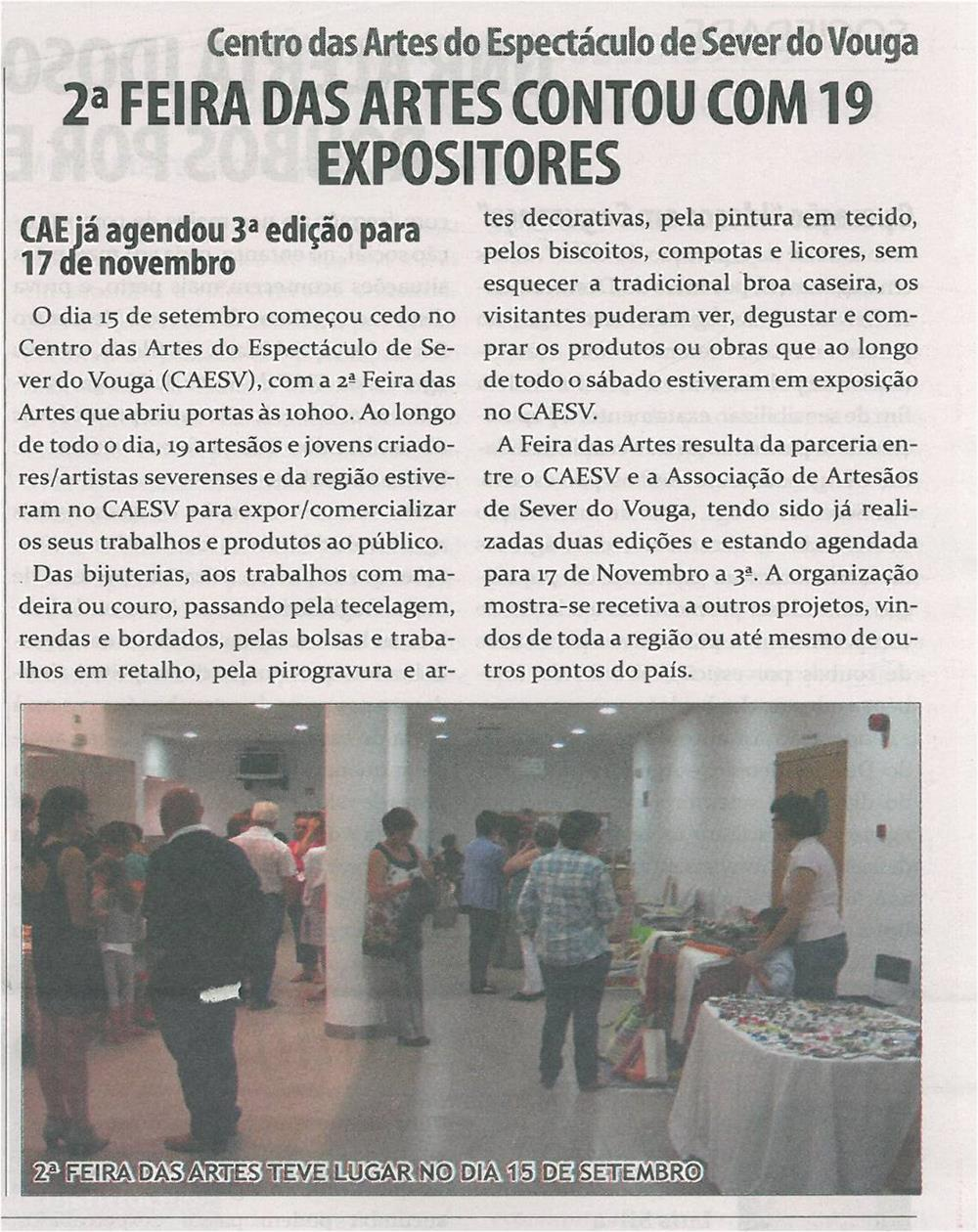 TV-out12-p9-2ª Feira das Artes contou com 19 expositores.jpg