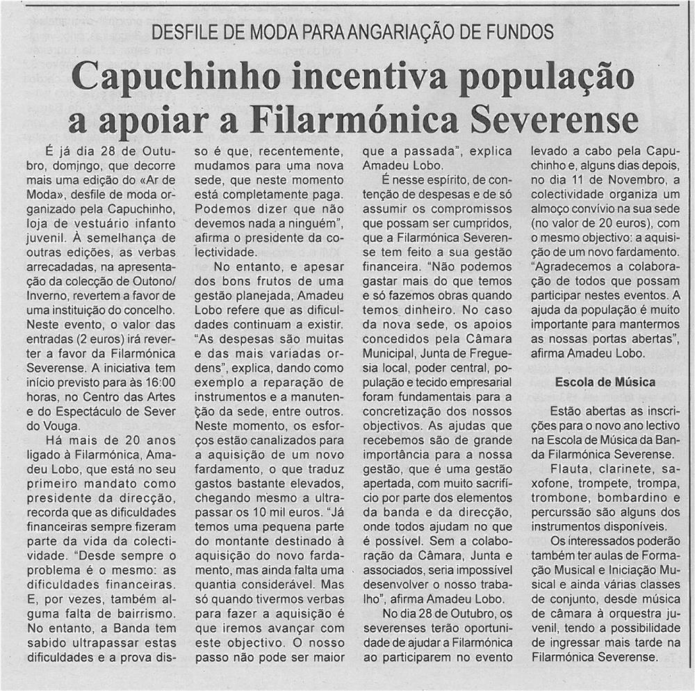 BV-2ªq-outubro12-p3-Capuchinho incentiva população a apoiar a Filarmónica Severense.jpg