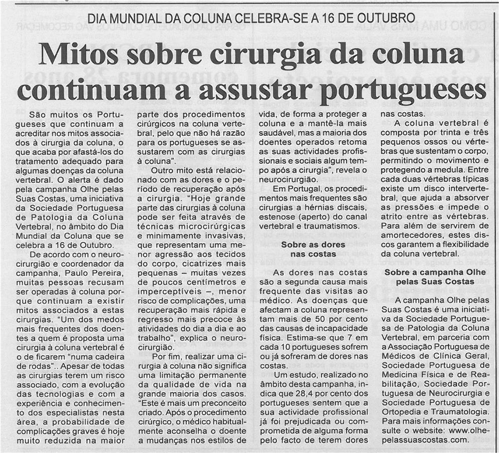 BV-2ªq-outubro12-p15-Mitos sobre cirurgia da coluna continuam a assustar portugueses.jpg