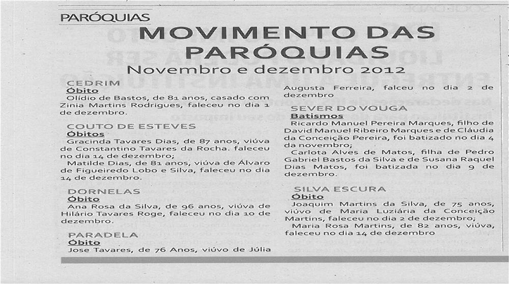 TV-jan13-p16-Movimento das paróquias