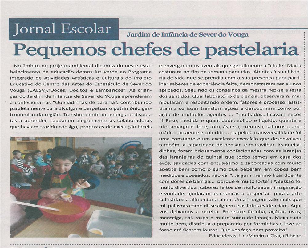 JE-fev13-p3-Pequenos chefes de pastelaria