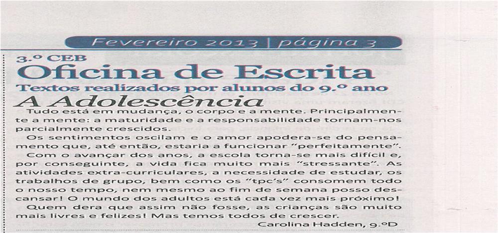 JE-fev13-p3-A adolescência