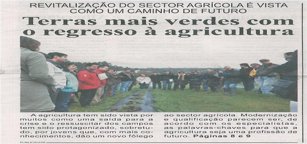 BV-1ªfev13-p1-Terras mais verdes com o regresso à agricultura