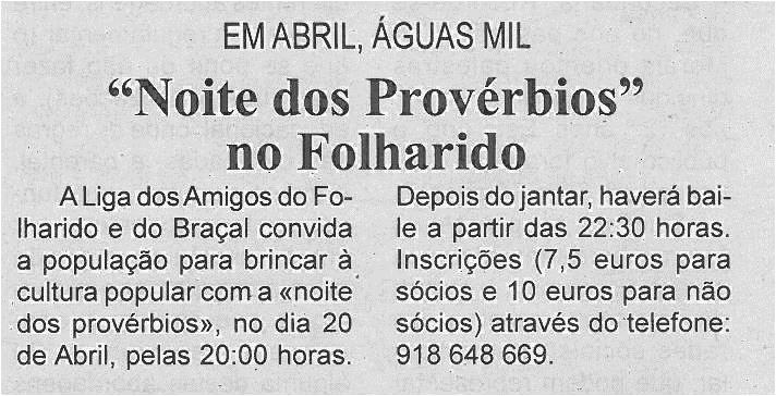 BV-2ªabr13-p6-Noite dos Provérbios