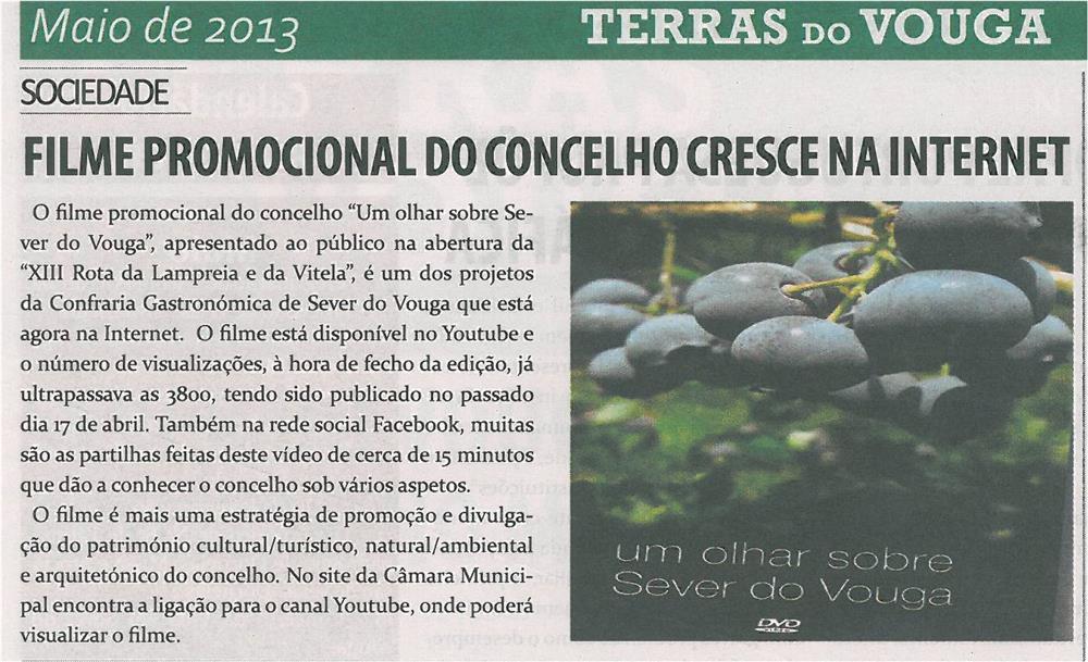TV-maio13-p19-Filme promocional do concelho cresce na internet