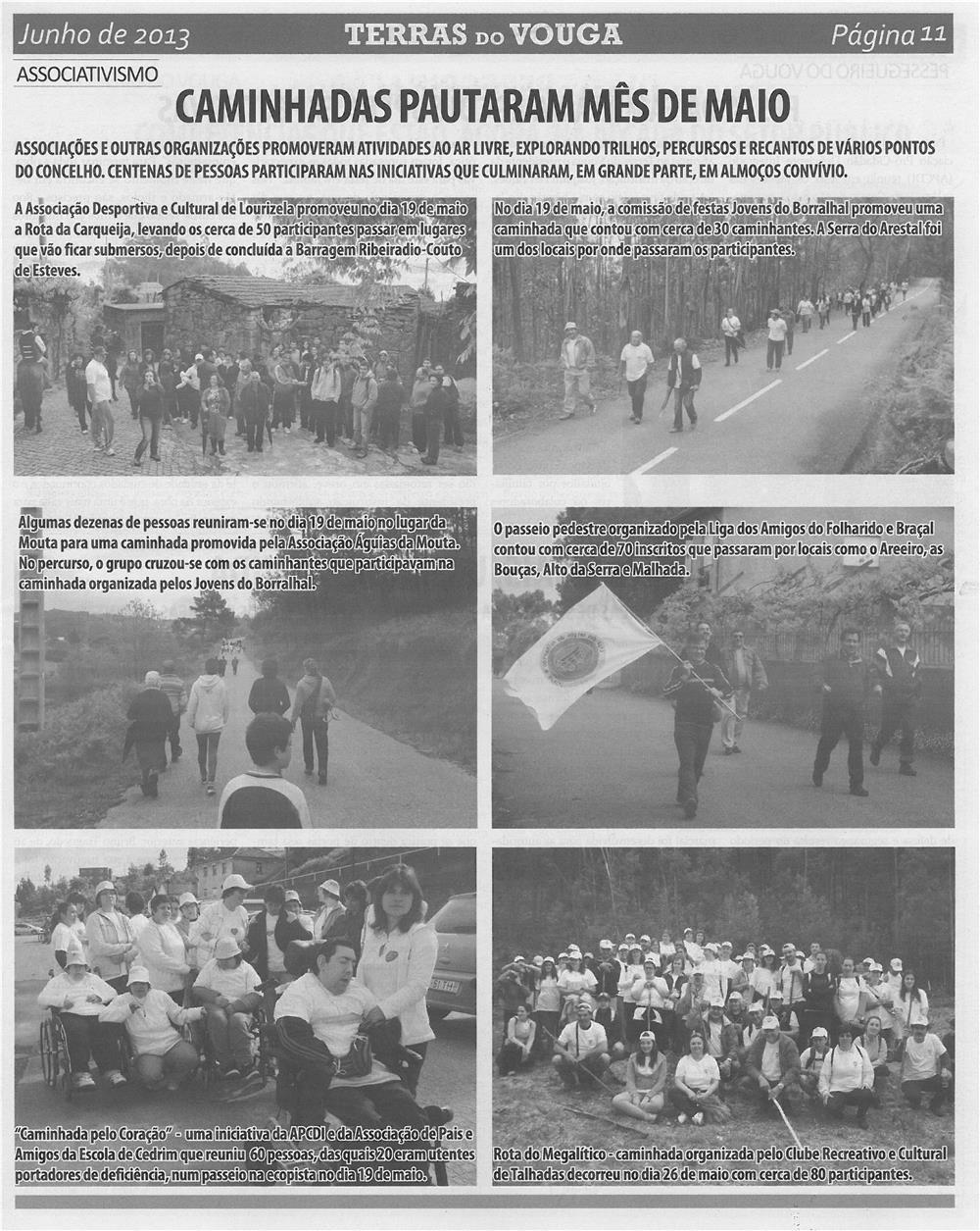 TV-jun13-p11-Caminhadas pautaram mês de maio