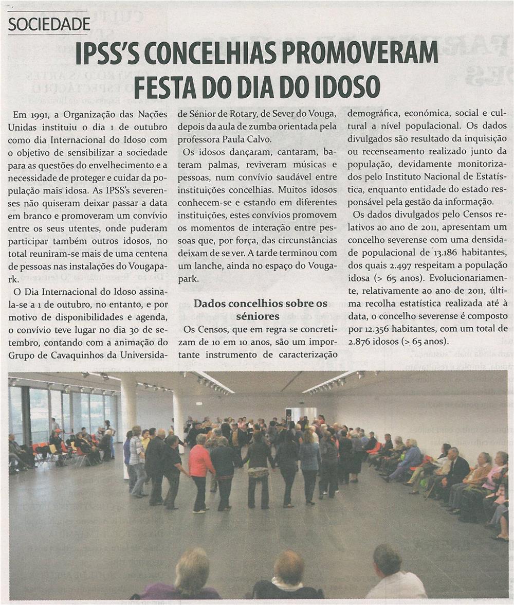 TV-out13-p20-IPSS's concelhias promoveram Festa do Dia do Idoso