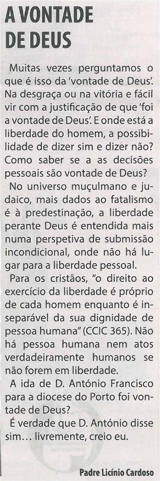 TV-mar14-p1-A vontade de Deus