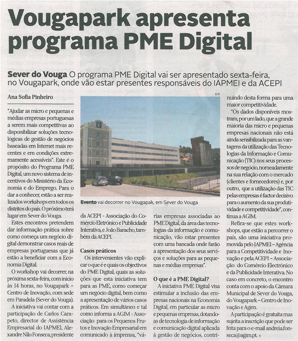 DA-17mar14-p32-VougaPark apresenta programa PME Digital