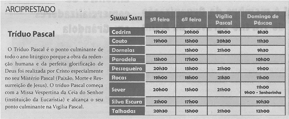 JPEG: TV-abr14-p12-Tríduo pascal : arciprestado