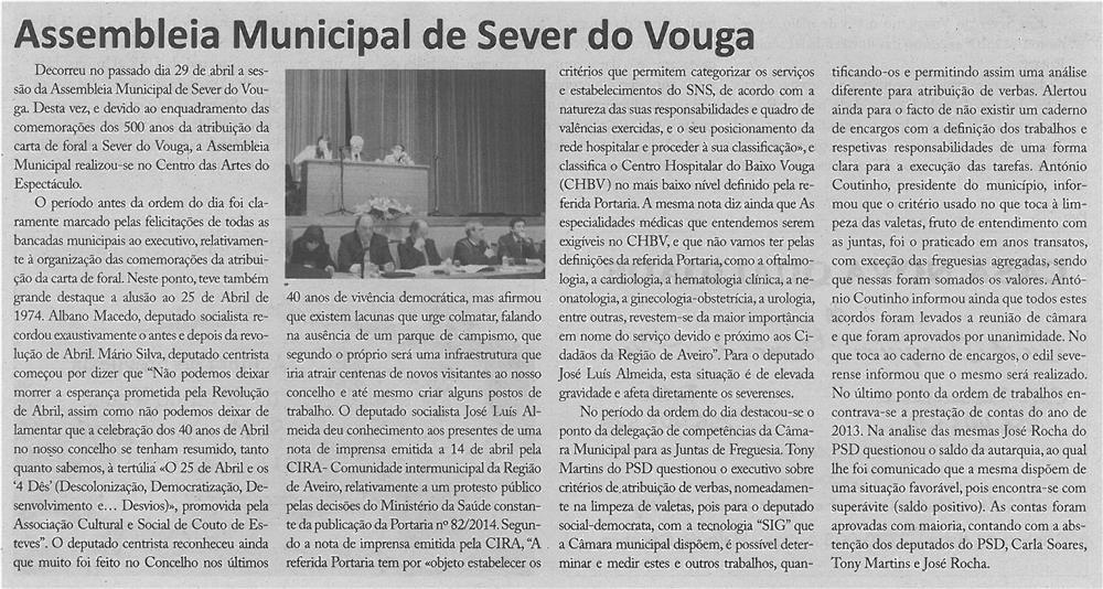 JPEG: EV-maio'14-p5-Assembléia Municipal de Sever do Vouga