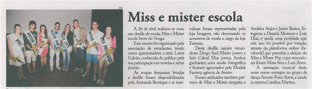 JPEG: EV-maio'14-p10-Miss e Mister Escola