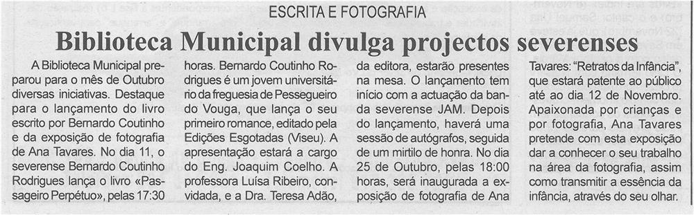 BV-1.ªout.'14-p6-Biblioteca Municipal divulga projetos severenses : escrita e fotografia.jpg