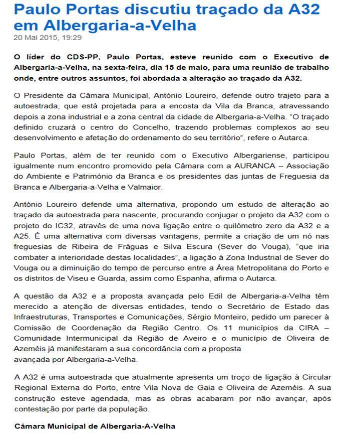 Notícias de Aveiro[em linha]-20maio'15-Paulo Portas discutiu traçado da A32 em Albergaria-a-Velha.jpg