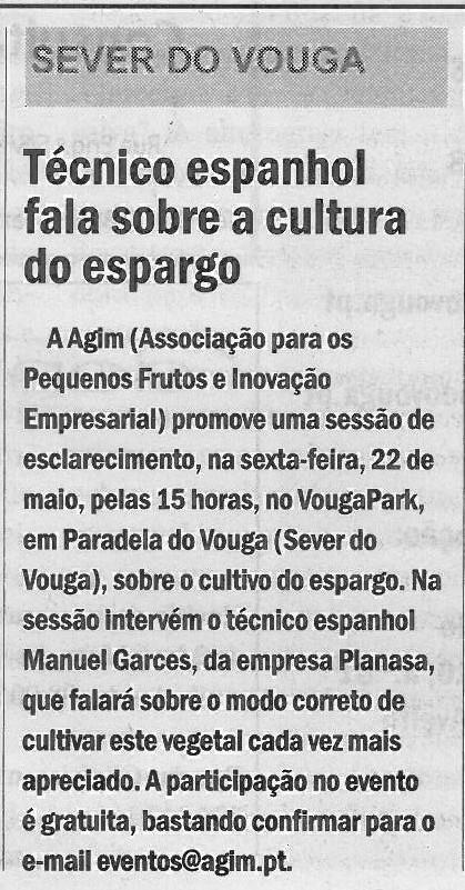 CV-20maio'15-p.9-Técnico espanhol fala sobre a cultura do espargo.jpg