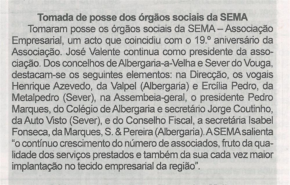BV-2.ªmaio'15-p.8-Tomada de posse dos órgãos sociais da SEMA.jpg