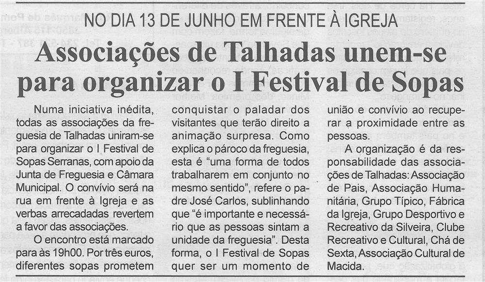 BV-2.ªmaio'15-p.4-Associações de Talhadas unem-se para organizar o I Festival de Sopas.jpg