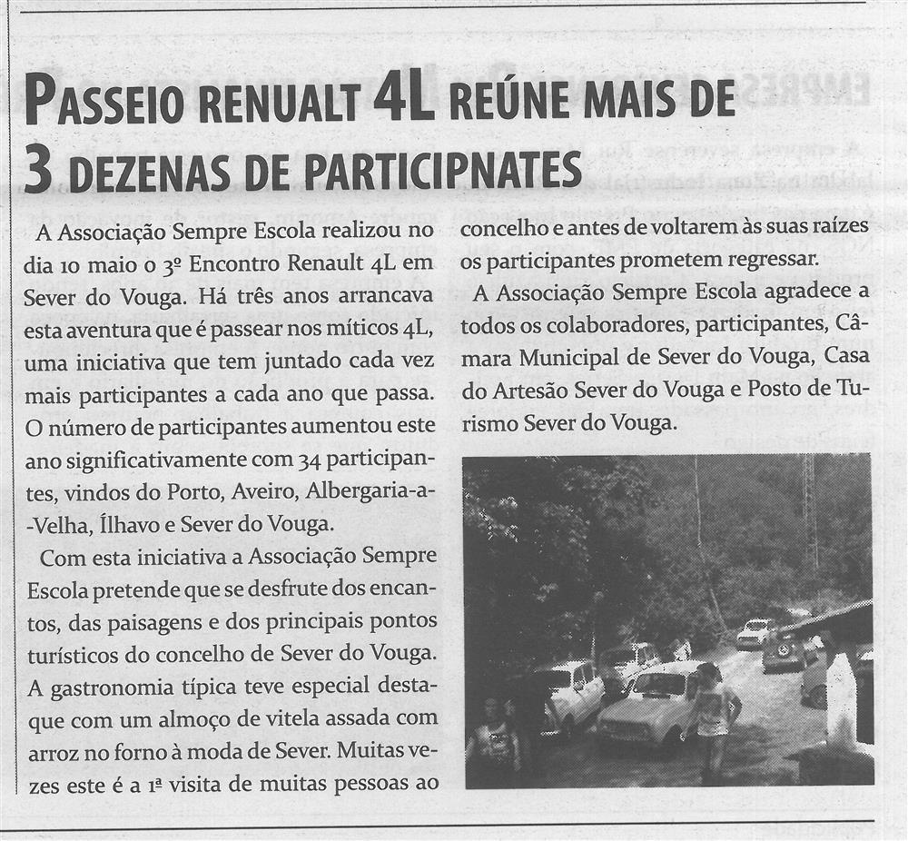 TV-jun.'15-p.6-Passeio Renault 4L reúne mais de 3 dezenas de participantes.jpg