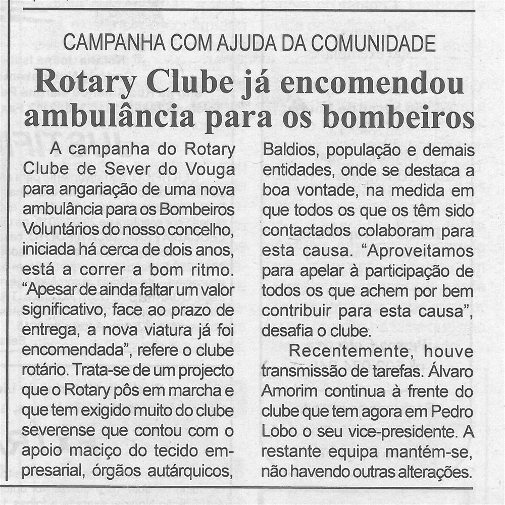 BV-1.ªago.'15-p.5-Rotary Clube já encomendou ambulância para os bombeiros : campanha com ajuda da comunidade.jpg