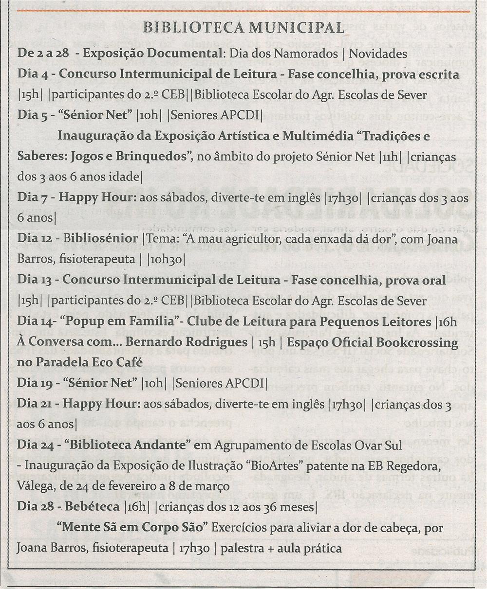TV-fev.'15-p.15-Cultura : fevereiro : Biblioteca Municipal.jpg