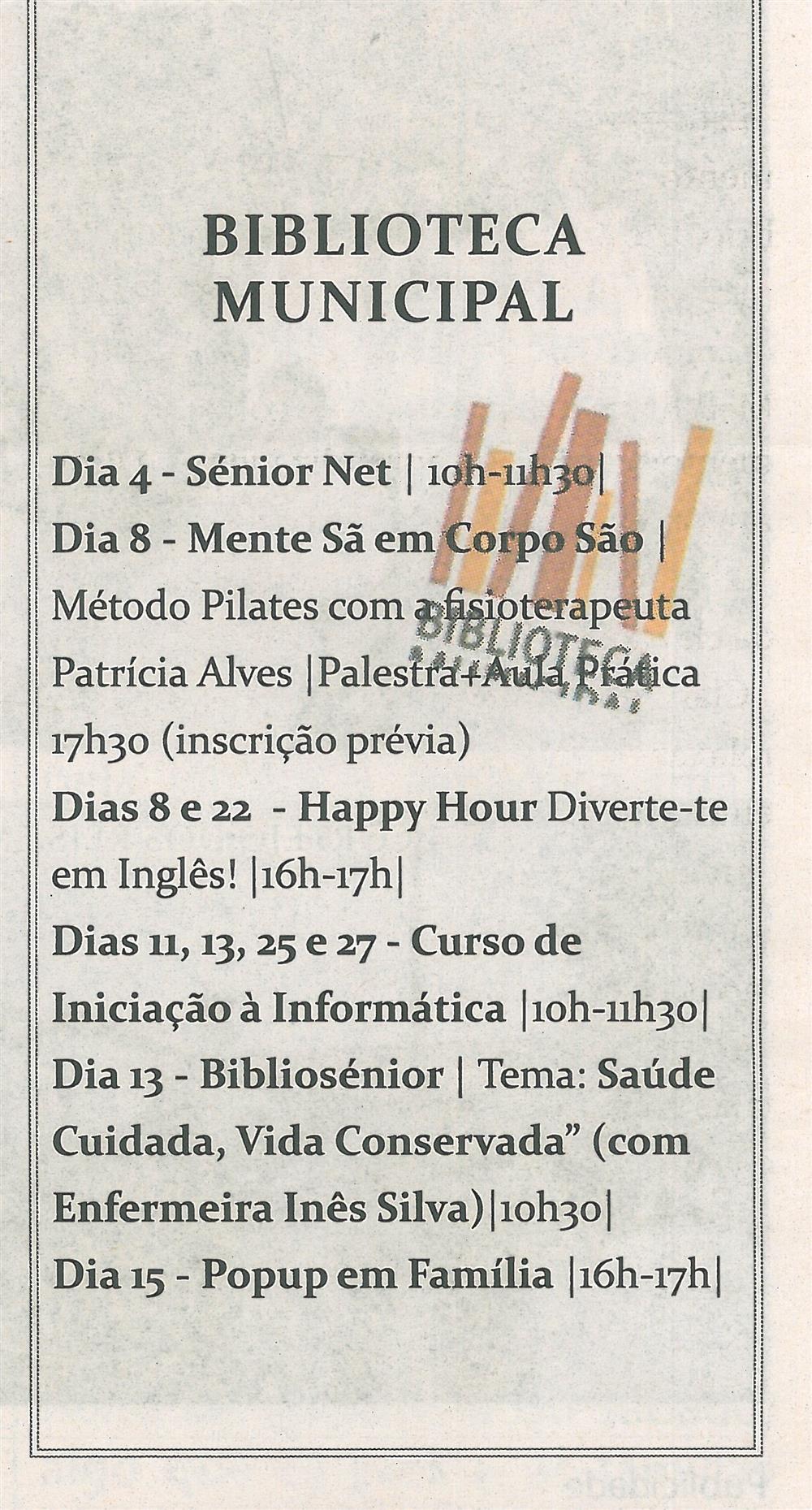 TV-fev'.14-p1.9-Cultura em Sever : fevereiro : Biblioteca Municipal.jpg