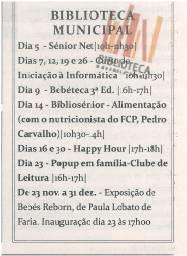 TV-nov.'13-p.19-Cultura em Sever : novembro : Biblioteca Municipal.jpg