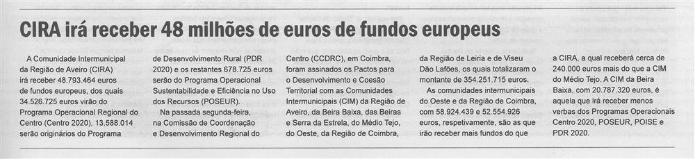CV-02set.'15-p.7-CIRA irá receber 48 milhões de euros de fundos europeus.jpg
