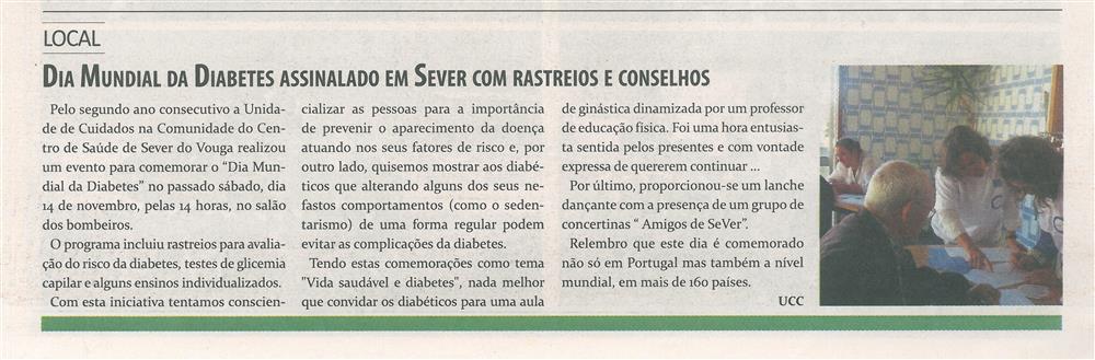 TV-dez.'15-p.9-Dia Mundial da Diabetes assinalado em Sever com rastreios e conselhos.jpg