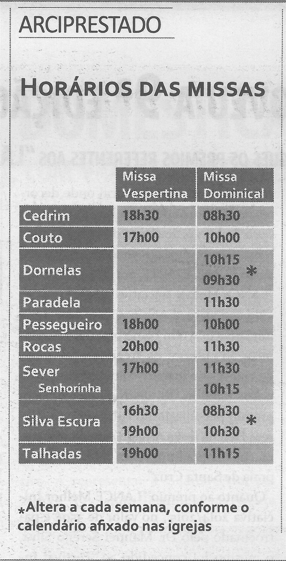 TV-dez.'15-p.16-Horário das Missas : Arciprestado.jpg