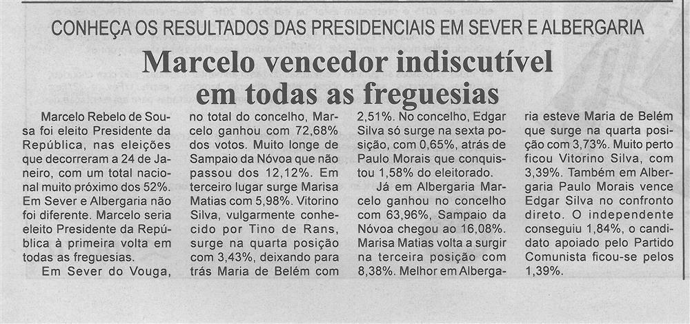 BV-1.ªfev.'16-p.7-Marcelo vencedor indiscutível em todas as freguesias : conheça os resultados das Presidenciais em Sever e Albergaria.jpg