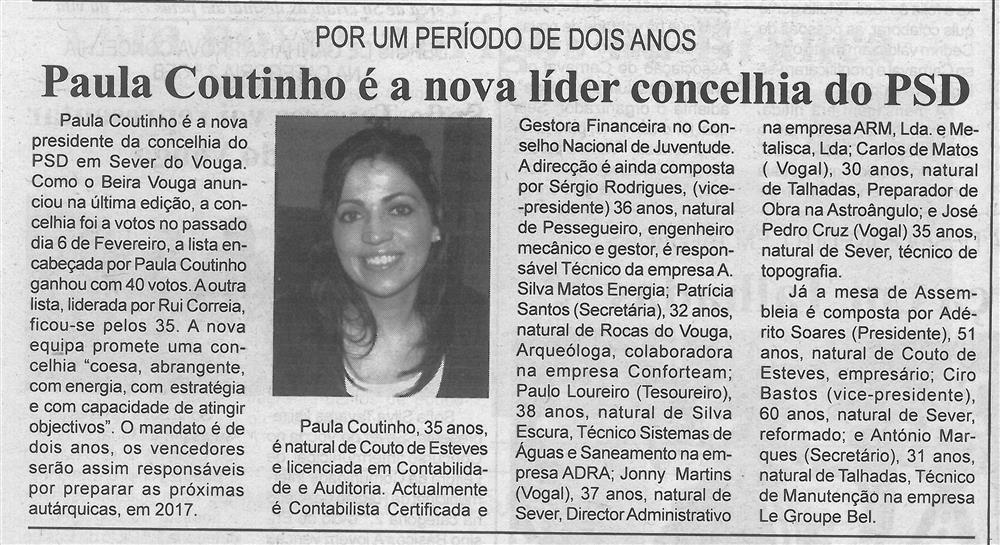 BV-2.ªfev.'16-p.6-Paula Coutinho é a nova líder concelhia do PSD : por um período de dois anos.jpg