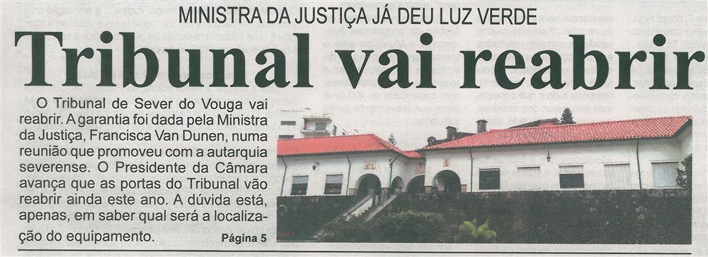 BV-2.ªabr.'16-p.1-Tribunal vai reabrir : Ministra da Justiça já deu luz verde.jpg