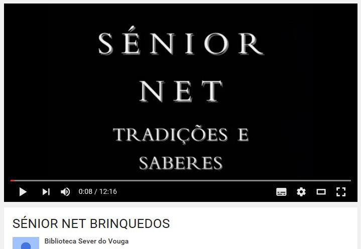 youtube - Sénior Net : tradições e saberes.JPG