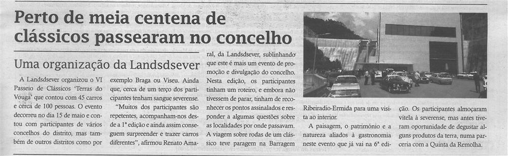 TV-jun.'16-p.3-Perto de meia centena de clássicos passearam no concelho : uma organização da Landsdsever.jpg